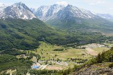 vista desde el monte susana