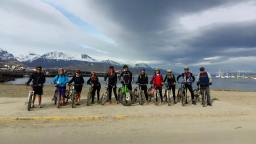 ciclismo ushuaia runner