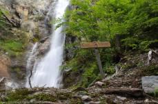 Cascada del Viento