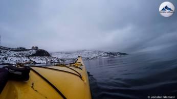 canal de beagle kayak