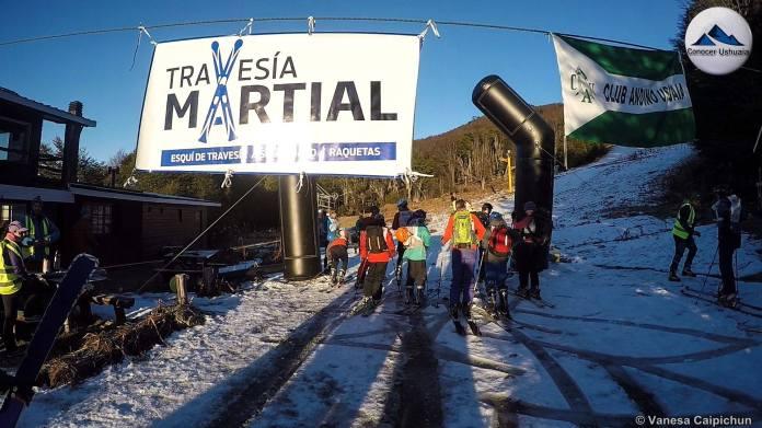 travesia martial 2016