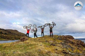 estancia tunel mountain bike