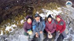grupo glaciar martial