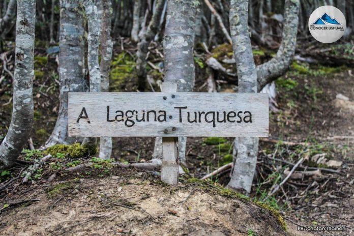 inicio senda laguna turquesa 2
