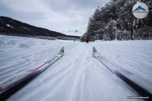 esqui de fondo tierra mayor