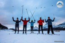 grupo 2 esqui tierra mayor