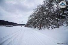 pista de esqui tierra mayor